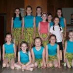 Fórum – Přehlídka parketových tanců